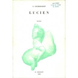 Lucien. Dialogues des morts - Charon.  I : Texte. II : Préparation