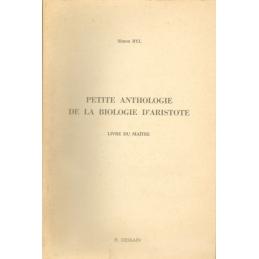 Petite anthologie de la biologie d'Aristote