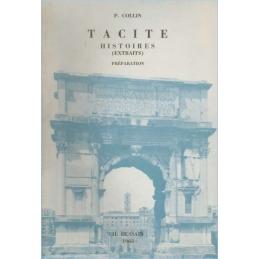 Tacite. Histoires (extraits). Préparation