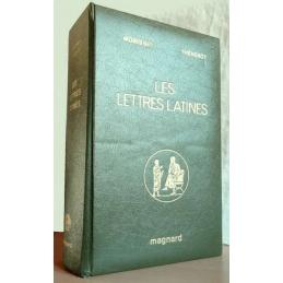 Les Lettres latines I, II et III. Livre de l'élève