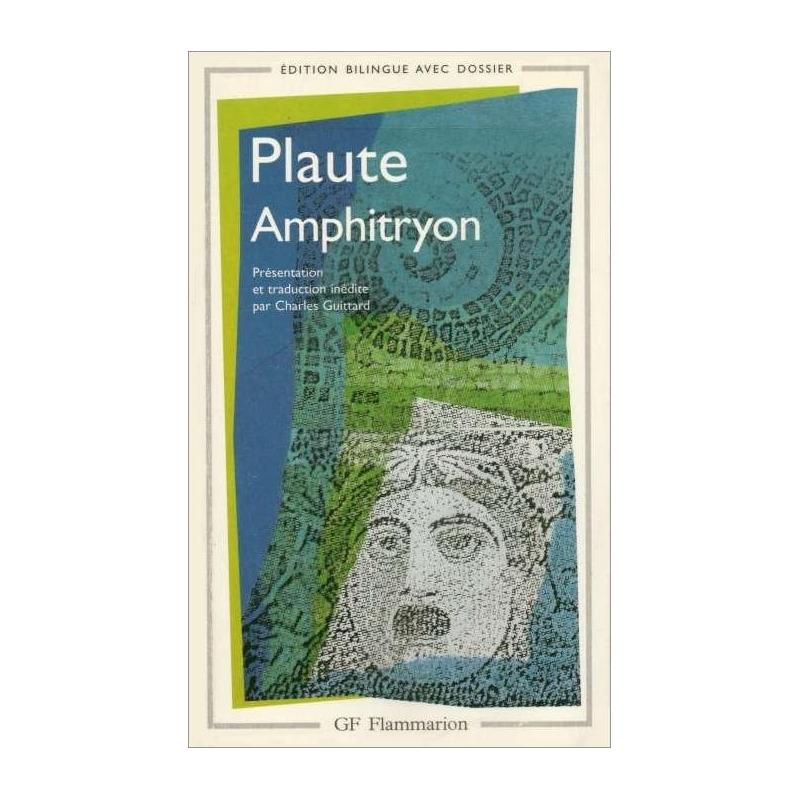 Amphitryon. Edition bilingue avec dossier