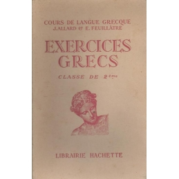 Exercices grecs. Classe de seconde