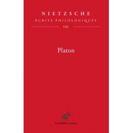 Platon. Ecrits philologiques VIII