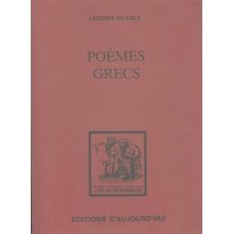 Poèmes grecs