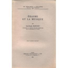 Erasme et la musique
