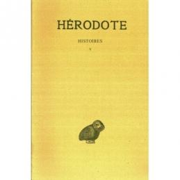 Histoires, livre V : Terpsichore