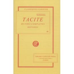 Œuvres Complètes,  tome second : Histoires (Livres I-V). La Germanie. Vie de Cn. Julius Agricola. Des Orateurs