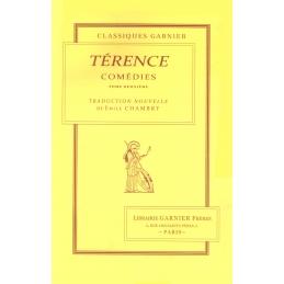 Comédies, tome II : L'Héautontimoruménos, Phormion, Les Adelphes