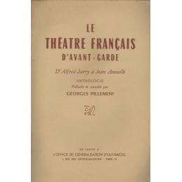Anthologie du théâtre français contemporain. 1. le théâtre d'avant-garde