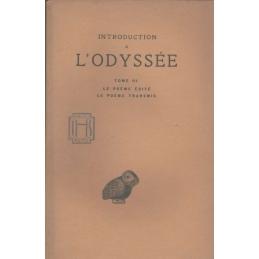 Introduction à l'Odyssée. Tome III