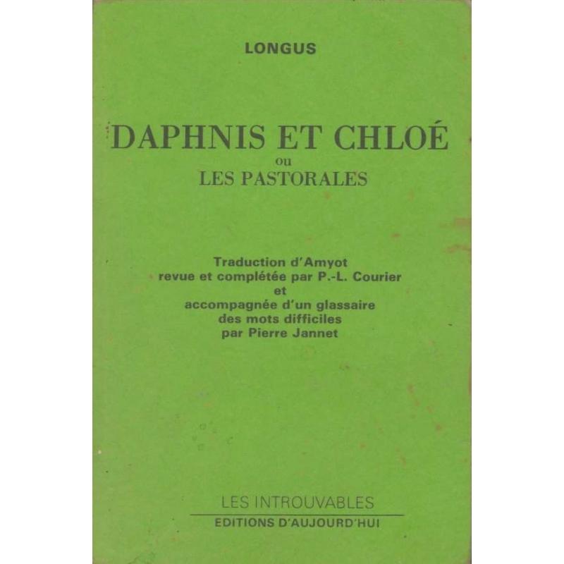 Daphnis et Chloé ou Les Pastorales