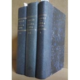 L. Annaei Senecae Philosophi - Opera omnia. Tomes I à V
