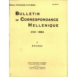 Bulletin de Correspondance...