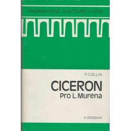 Cicéron. Pro L. Murena. Préparation