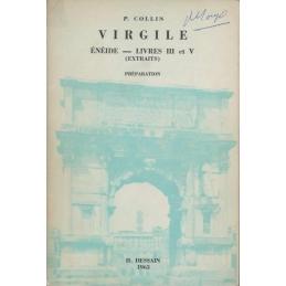 Virgile. Enéide. Livres III et V (extraits)