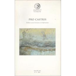 Pro Castris. Bulletin annuel de liaison et d'information. Nouvelle série n°6