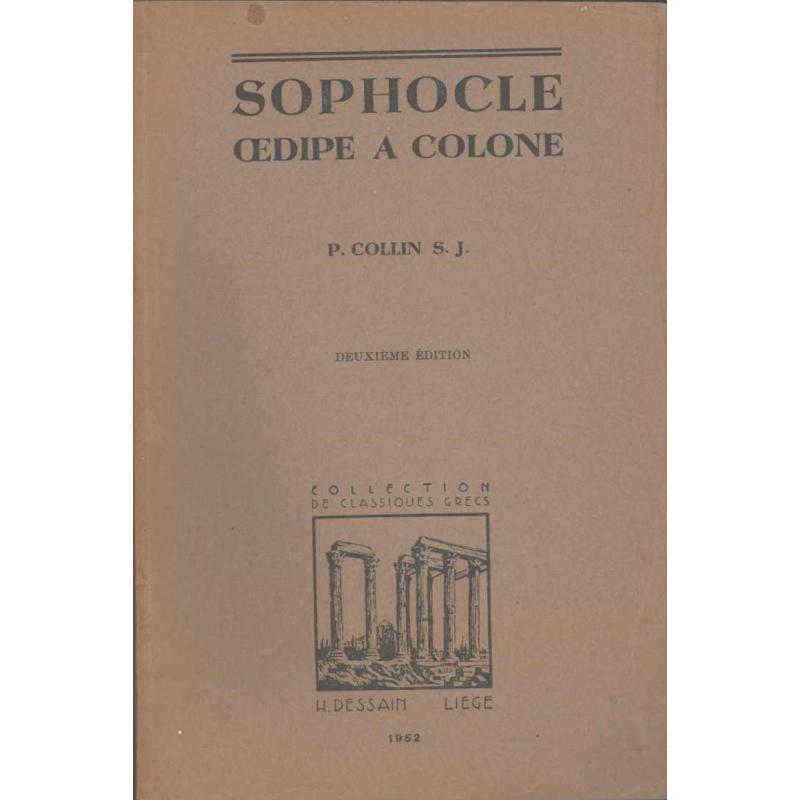 Œdipe à Colonne, texte