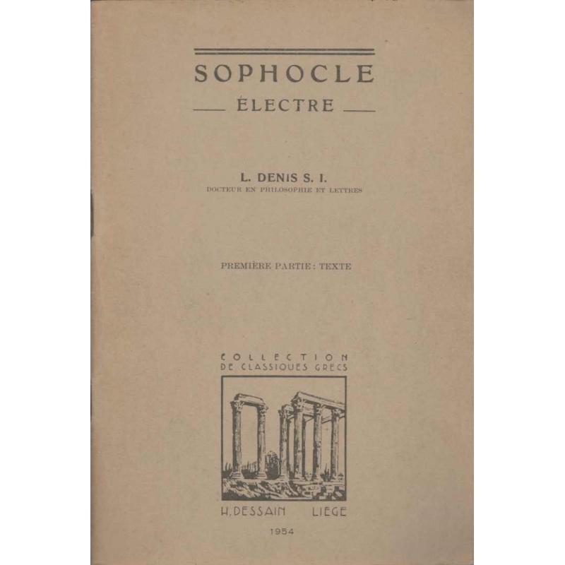 Electre (texte)