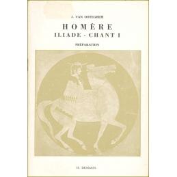 Homère. Iliade - Chant I. Préparation