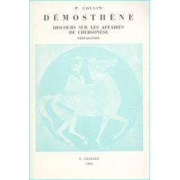 Démosthène. Discours sur les affaires de Chersonèse. Préparation
