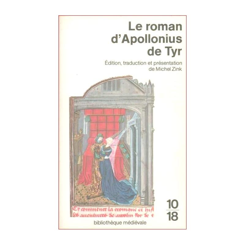 Le roman d'Appollonius de Tyr