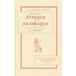 Ethique de Nicomaque