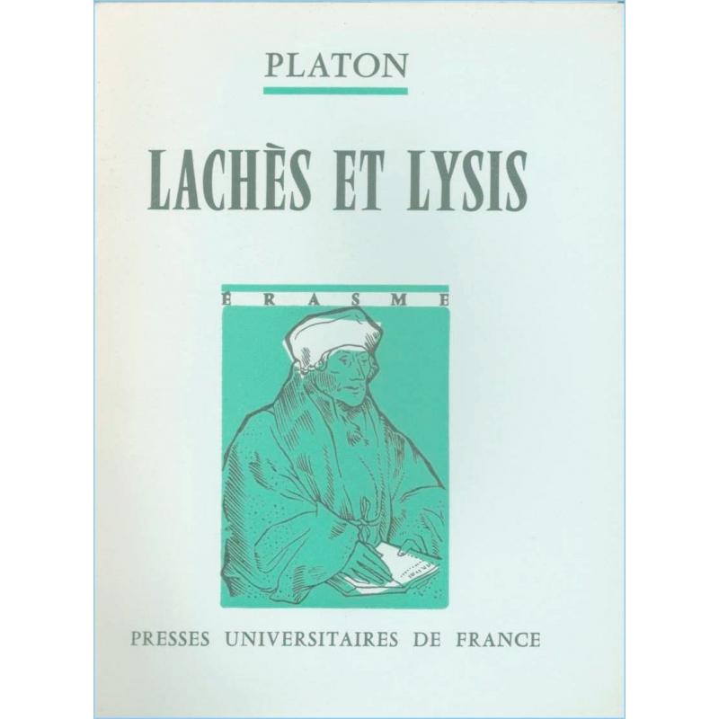 Lachès et Lysis