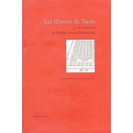 Les Œuvres de Tacite de la traduction de Nicolas Perrot d'Ablancourt