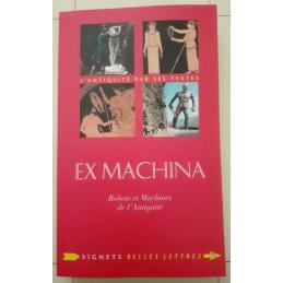 Ex Machina. Machines, automates et robots dans l'Antiquité