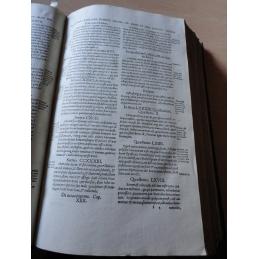 Omnium operum divi Aurelii Augustini episcopi, undecuque doctissimi, Epitome... Folio XXXIIII