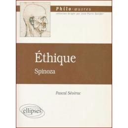 Ethique. Spinoza