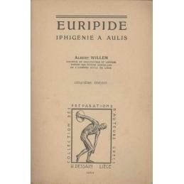 Iphigénie à Aulis, préparation