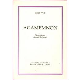 Agamemnon. Tragédie