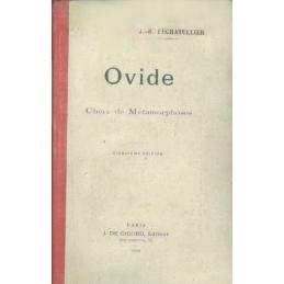 Choix de Métamorphoses, par l'abbé J-B Lechatellier