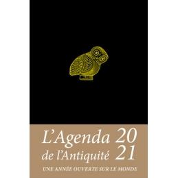 Agenda de l'Antiquité 2021....