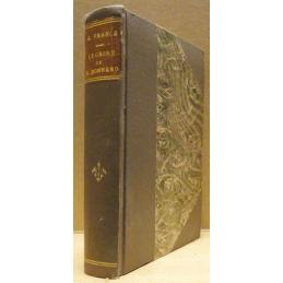 Le crime de Sylvestre Bonnard, couverture