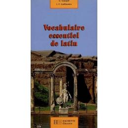 Vocabulaire essentiel de latin.  6e à 3e. Livre de l'élève