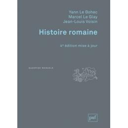 Histoire romaine. 4e édition mise à jour