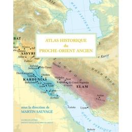 Atlas historique du Proche-Orient ancien