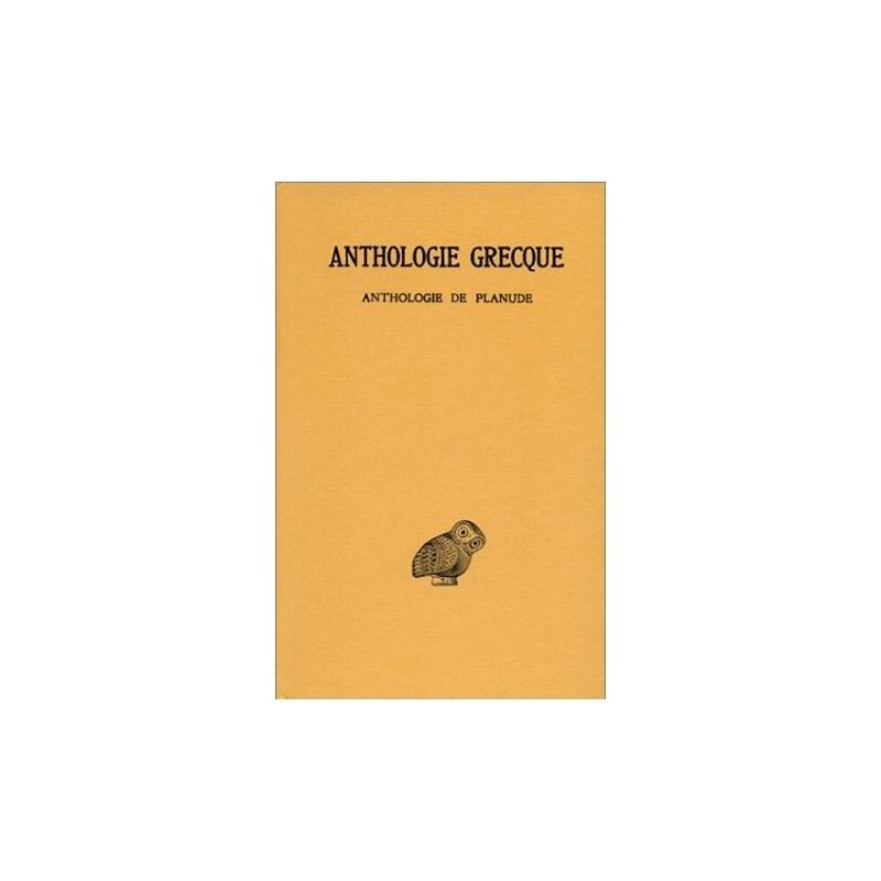 Anthologie grecque. Tome XIII : Anthologie de Planude - livre XII
