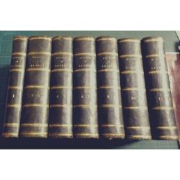 Histoire générale et particulière de la Grèce ( tomes  I, II et III, IV et V, VI et VII, VIII et IX,  X et XI, XII et XIII)