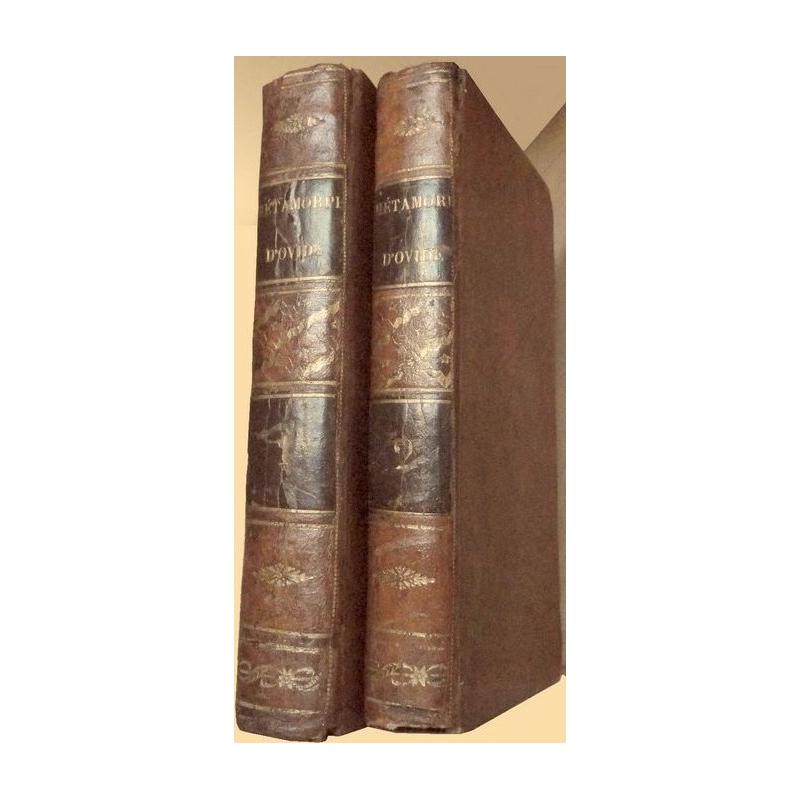 Métamorphoses, dos, tomes 1 et 2