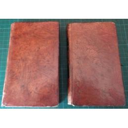Métamorphoses, tomes 1 et 2, plats recto
