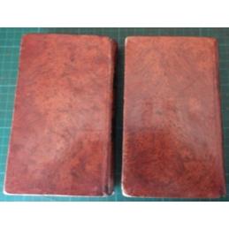 Métamorphoses, tomes 1 et 2, plats verso