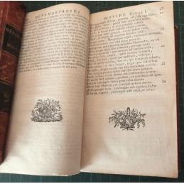 Métamorphoses, tome 1, pages 42-43