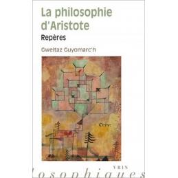 La philosophie d'Aristote. Repères