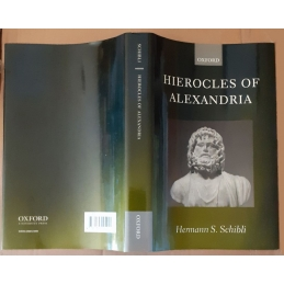 Hierocles of Alexandria. Jaquette