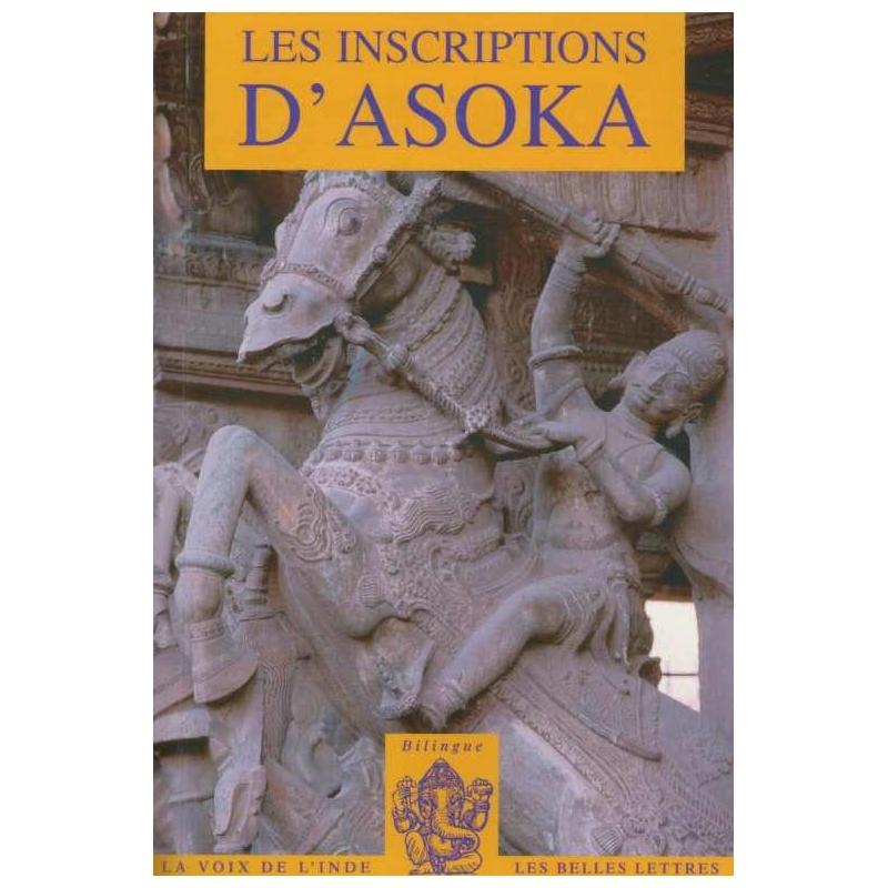 Les inscriptions d'Asoka