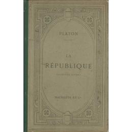 La République (Huitième livre). Texte