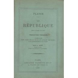 La République (Huitième livre). Traduction